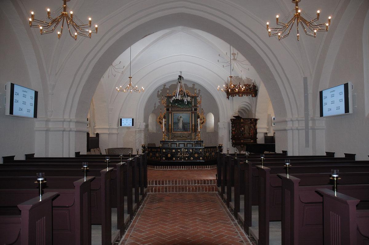 Brabrand kirke redigeret