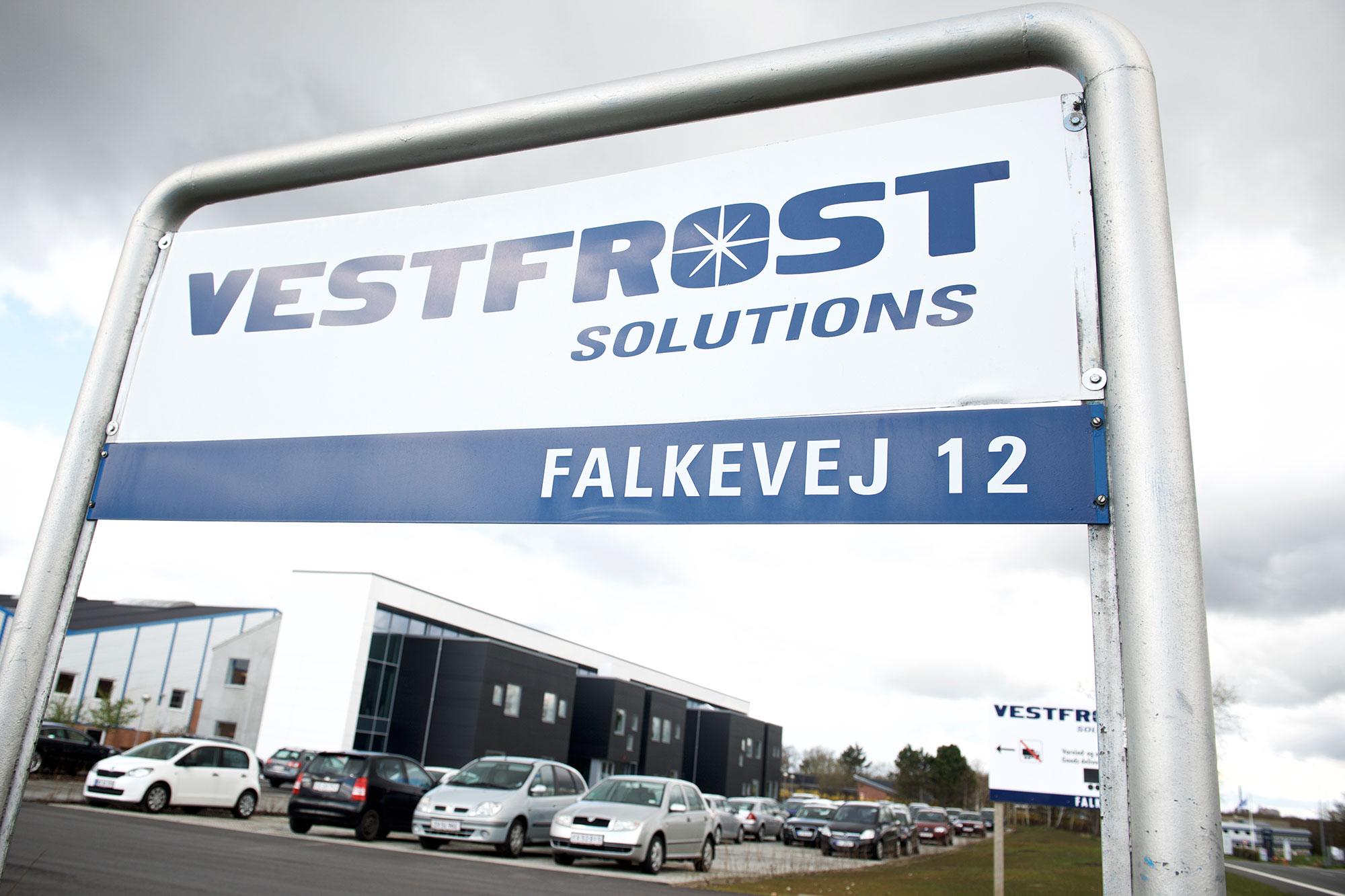 AV installation hos Vestfrost