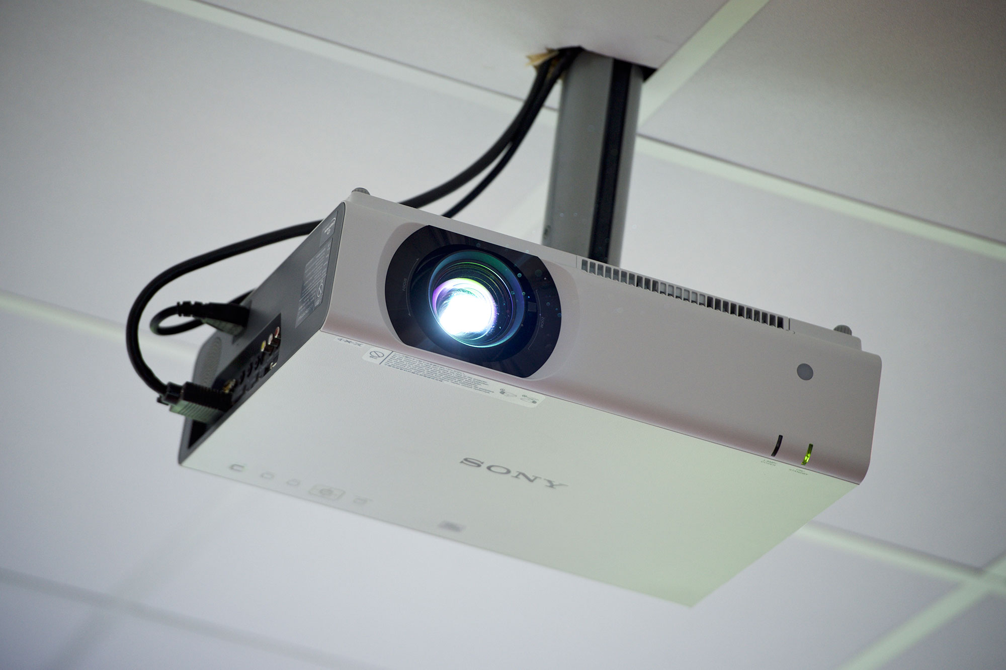 AV udstyr til undervisning - EASV
