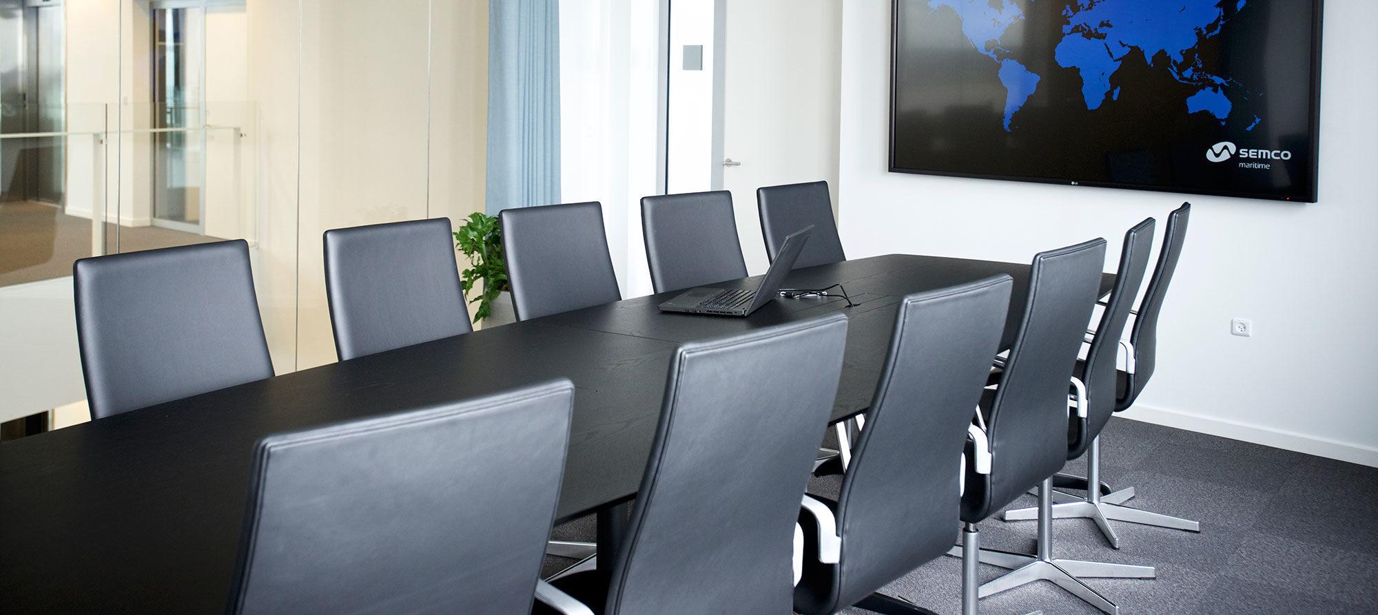 Mødelokaler fra WUAV