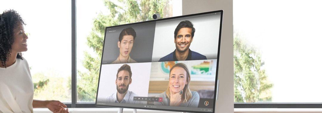 Surface Hub 2 kommer snart. Få den vist frem hos WUAV
